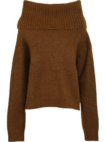 Acne Studios Acne Studio Cropped Sweater