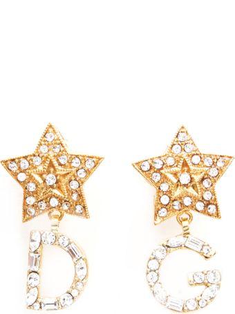 Dolce & Gabbana 'dg' Earrings