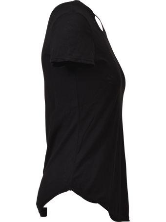 James Perse Crewneck T-shirt Black