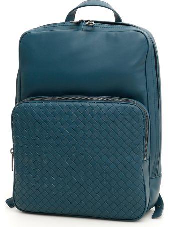 Bottega Veneta Woven Nappa Backpack