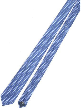 Lanvin Arrows Printed Tie