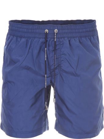 Dolce & Gabbana Swim Shorts With Pouch