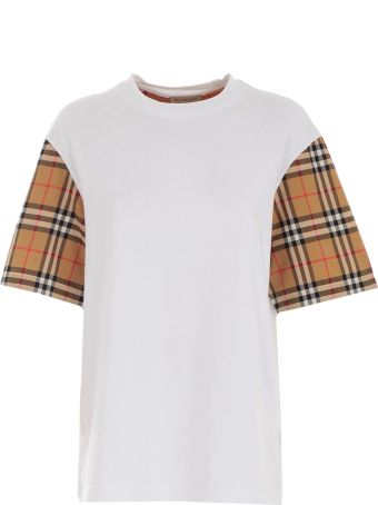 Burberry Serra Abtot T-shirt S/s Check