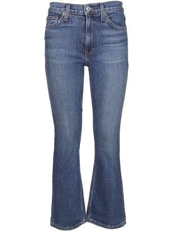 RE/DONE Boot Cut Jeans