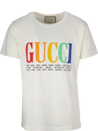 Gucci Cities T-shirt