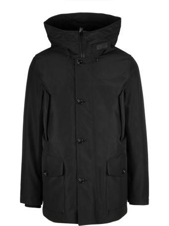 Woolrich Funnel Neck Jacket