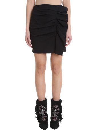 Isabel Marant Lefly Ruffle Skirt