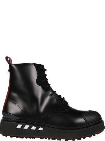 Valentino Chunky Boots