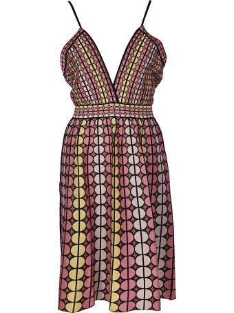 M Missoni Patterned Dress