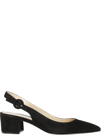 Gianvito Rossi Enclosed Slingback Pumps