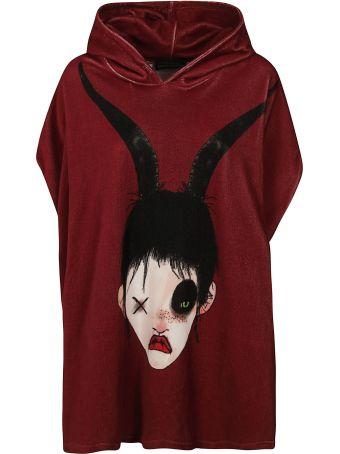 Barbara Bologna Morbid Hooded T-shirt