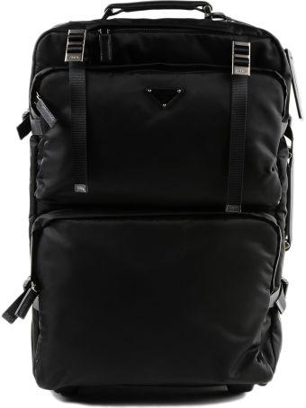 Prada Trolley Suitcase