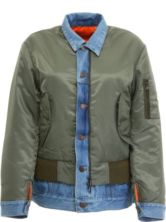 Forte Couture Bomber Jacket