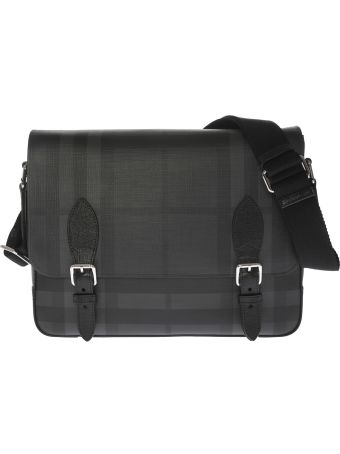 Burberry Check Shoulder Bag