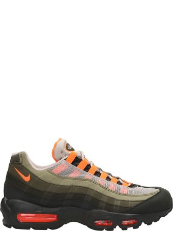 Nike Air Max 95 Og Multi Color Fabric And Rubber Sneakers