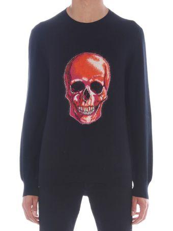 Alexander McQueen 'skull' Sweater