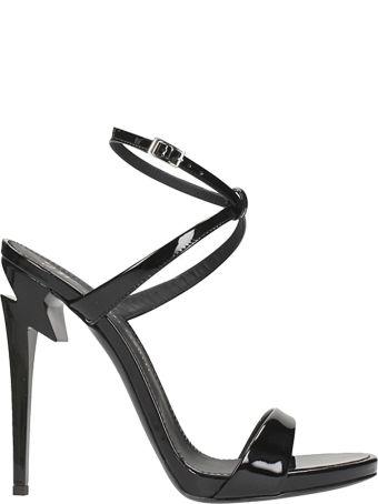 Giuseppe Zanotti G Heel Sandals