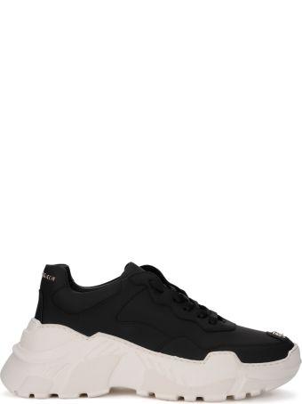 Philipp Plein Runner Original Black Nabuk Sneaker
