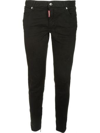 Dsquared2 D-squared2 Medium Waist Twiggy Jeans