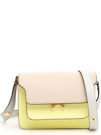 Marni Multicolor Trunk Mini Bag