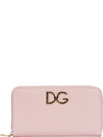 Dolce & Gabbana Dg Zipped Wallet