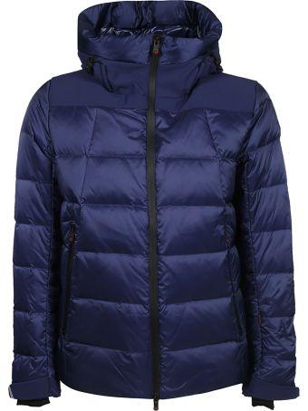 People Of Shibuya Zipped-up Hooded Jacket