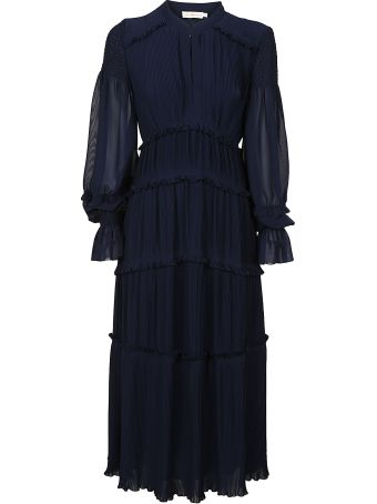 Tory Burch Ruffled Dress