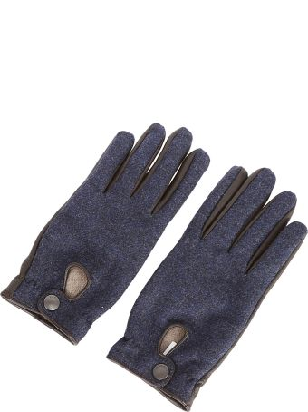 Lardini Leather Gloves