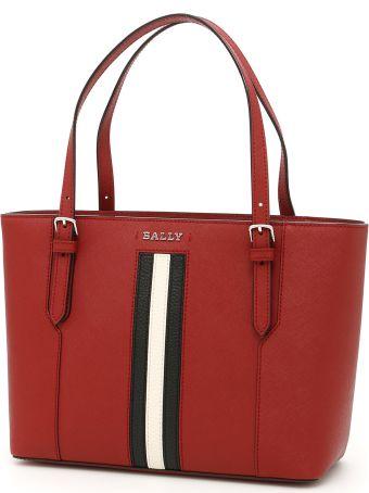 Bally Small Supra Shopping Bag