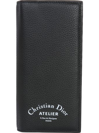 Dior Homme Long Bifold Wallet