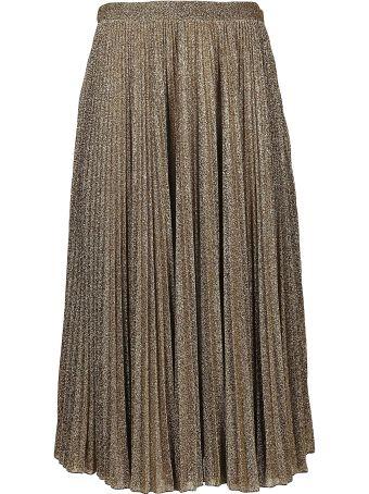 Philosophy di Lorenzo Serafini Glittery Midi Skirt