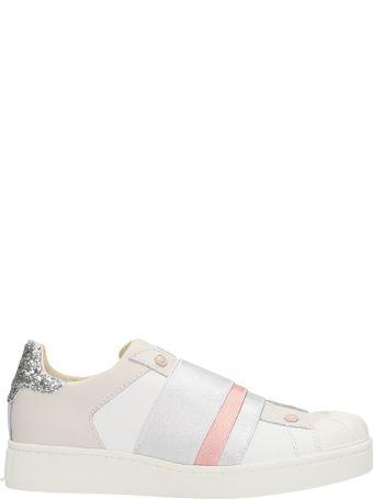 M.O.A. master of arts Glitter Trim Sneakers