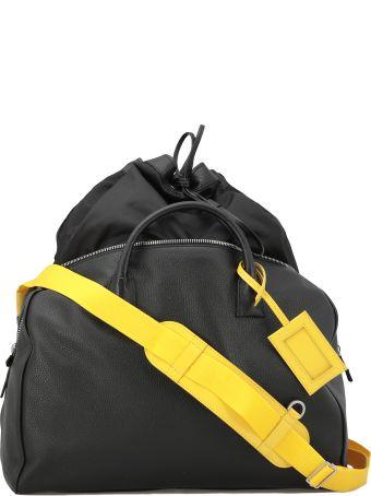 Maison Margiela Leather Weekend Bag