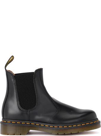 Dr. Martens 2976 Black Leather Ankle Boots