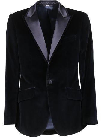 Dolce & Gabbana Velour Blazer