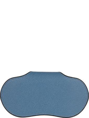 Valextra Foldover Sunglasses Case