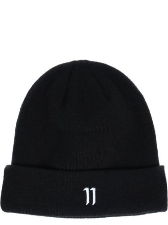 11 by Boris Bidjan Saberi New Era Cotton Beanie