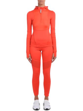 Stella McCartney Adidas By Stella Mccartney Performance Essentials Red Tight