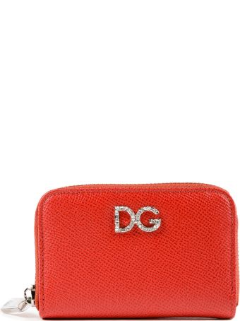 Dolce & Gabbana St. Dauphine Zip Around Wallet