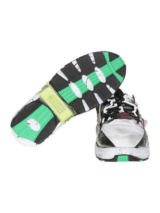 Maison Margiela Fusion Low-cut Sneakers