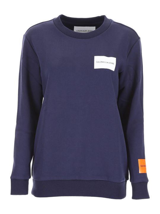 Calvin Klein Jeans Printed Sweatshirt