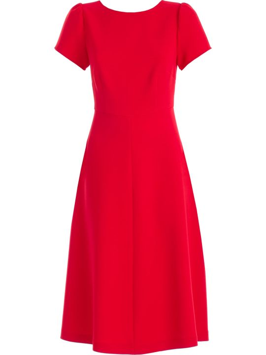 Parosh Dress S/s A Line