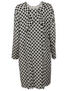 MSGM Polka Dots Printed Dress