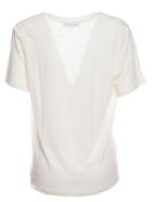 Iro Long V-Neck T-Shirt