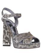 Dolce & Gabbana Sandals - Oro/argento