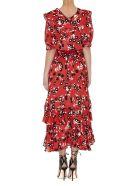 Self-portrait Floral Dress