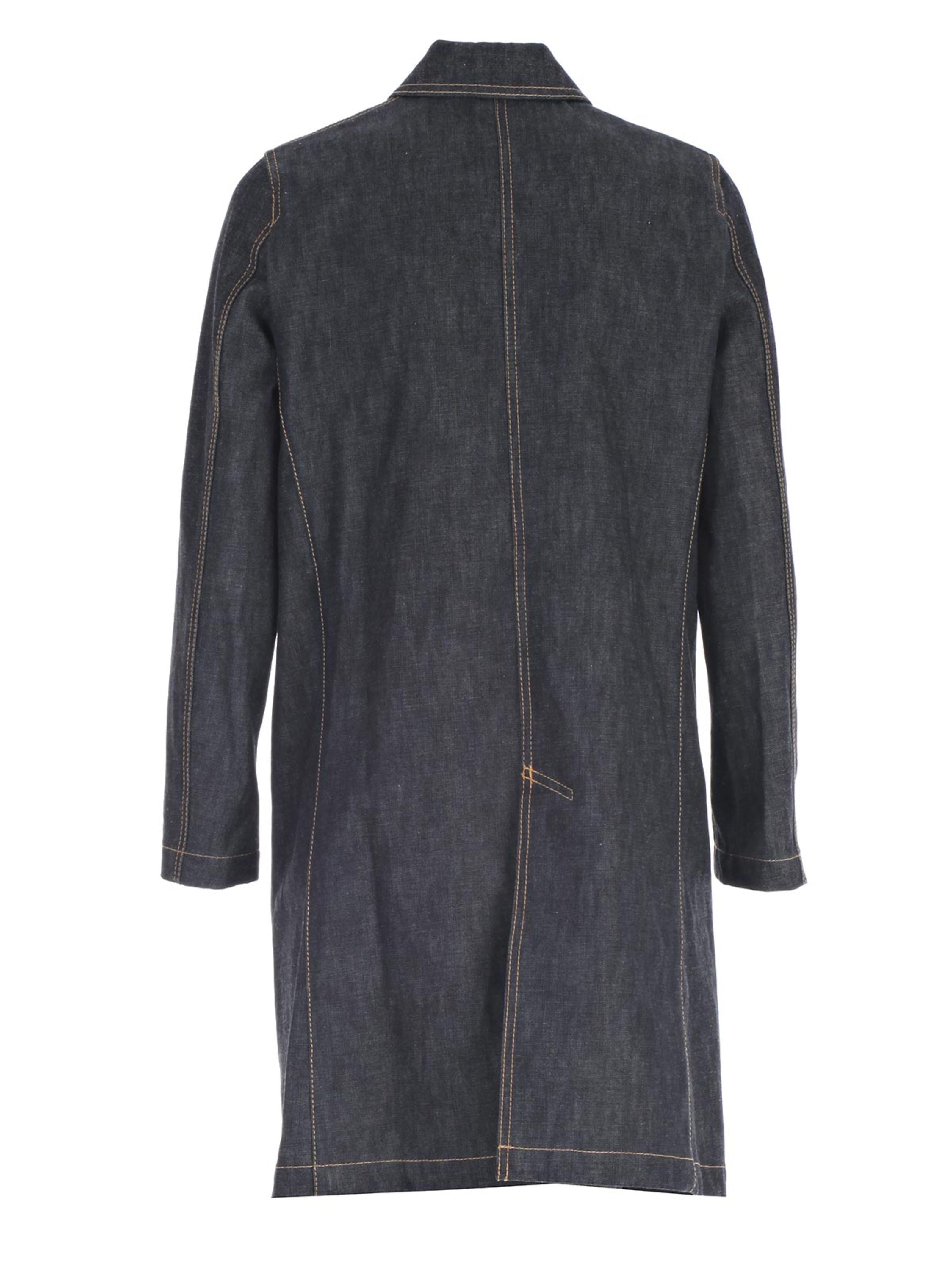 Mackintosh - Mackintosh Raincoat - Blue, Women's Raincoats ...