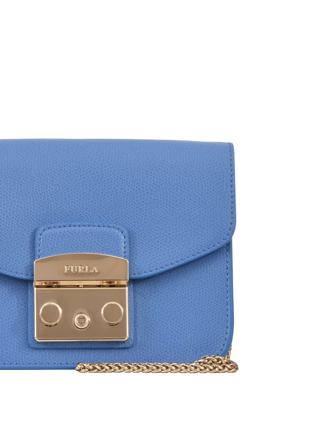 Light blue Metropolis bag Furla HCBJIeF