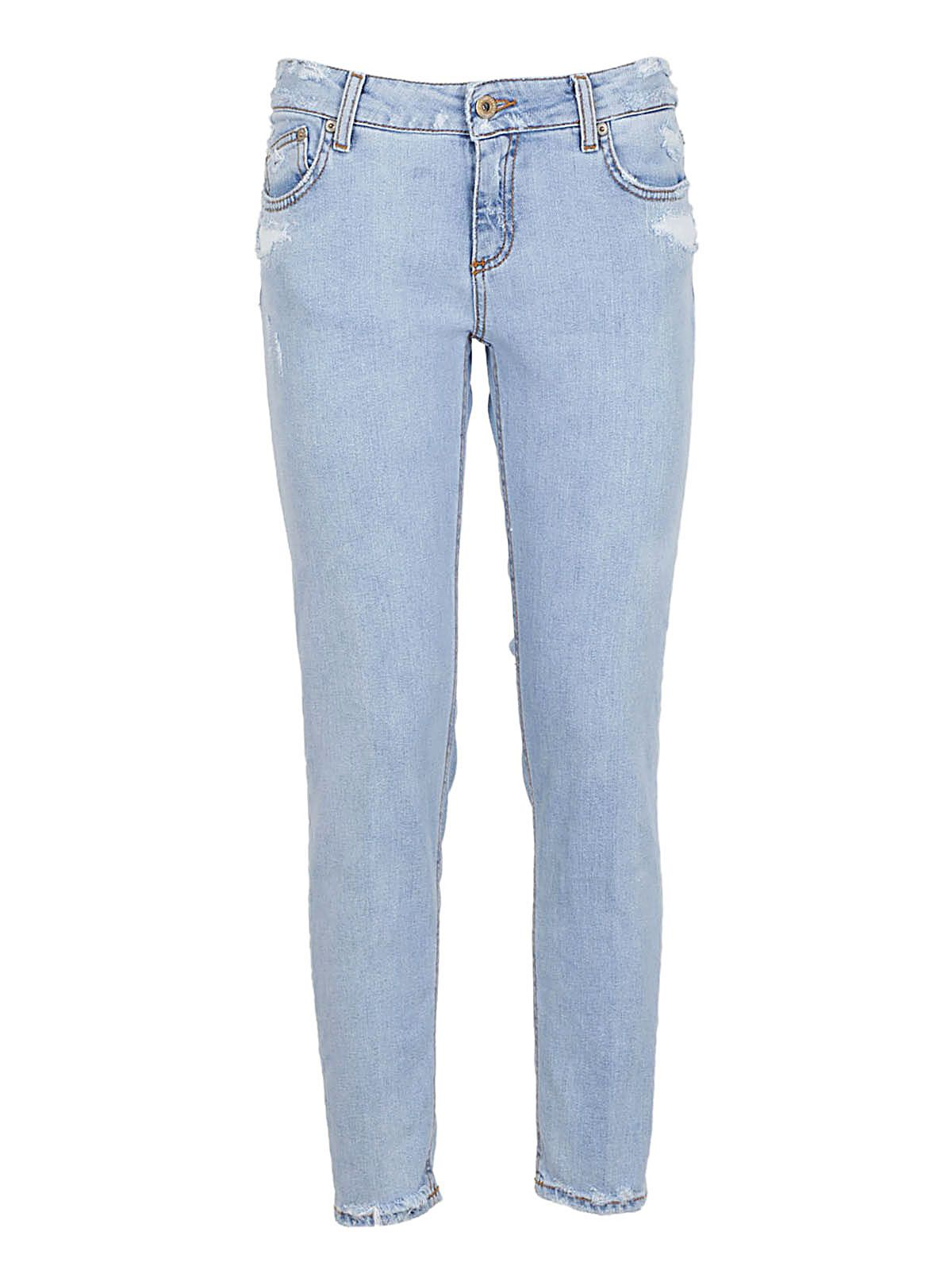 Dondup Distressed Jeans 10553059