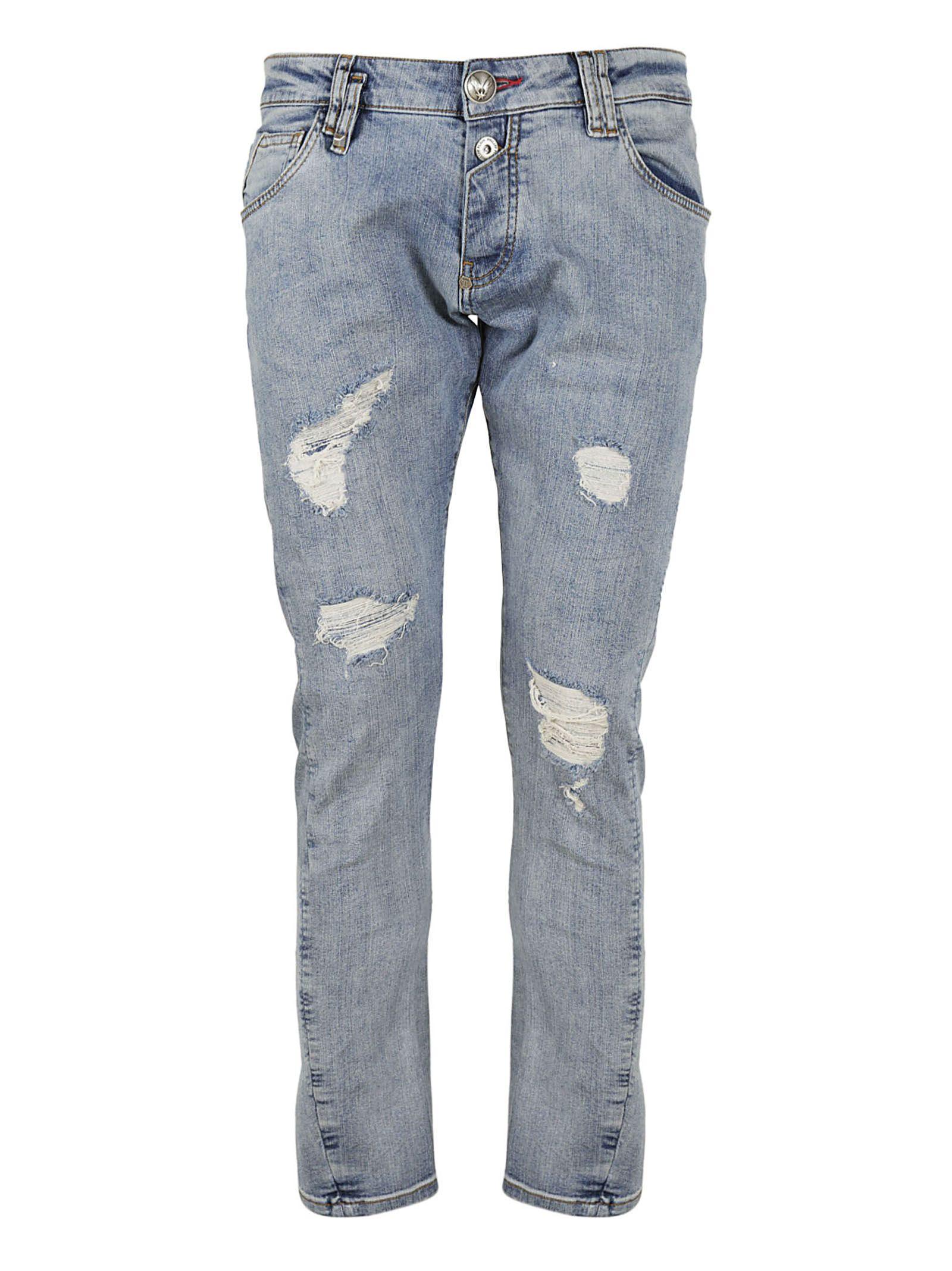 Fool jeans - Blue Philipp Plein S02dCa1
